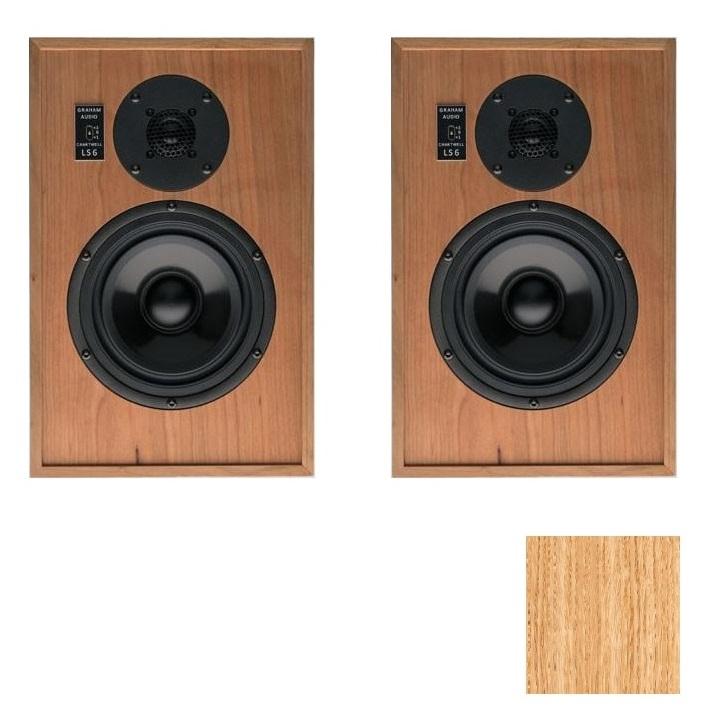 Полочная акустика Graham Audio Chartwell LS6 Oak