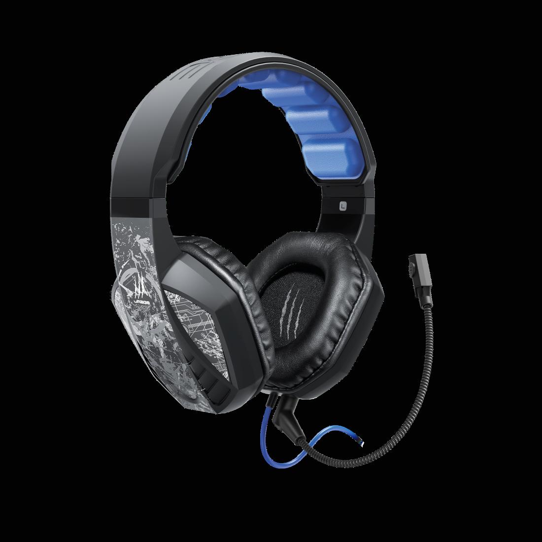 Наушники с микрофоном Hama uRage SoundZ 310