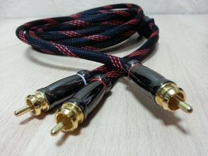 Кабель межблочный аудио MT-Power SUBWOOFER CABLE DIAMOND 5.0m