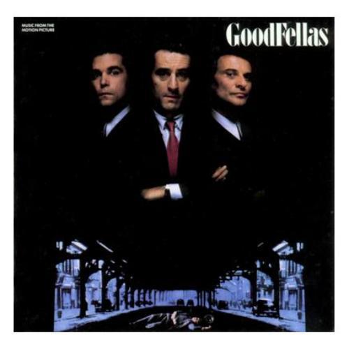 Виниловая пластинка Goodfellas: Music From The Motion Picture (Limited Dark Blue Vinyl)