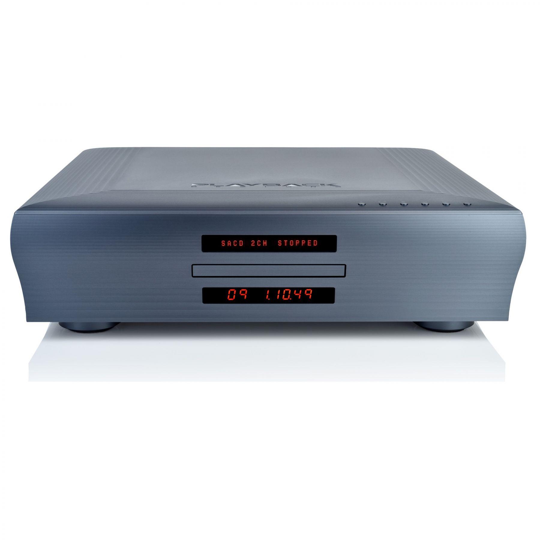 CD-транспорт Playback Designs MPT-8