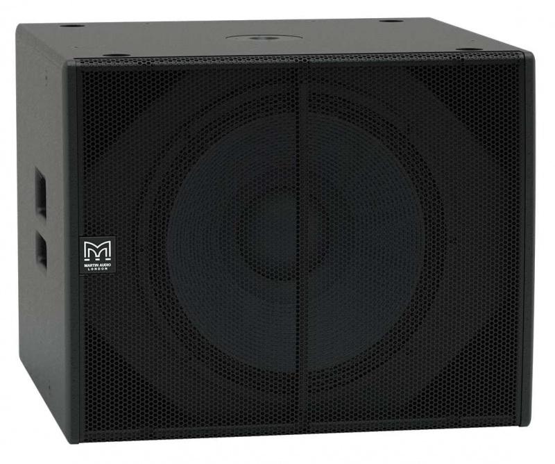 Активный сабвуфер Martin Audio XP118