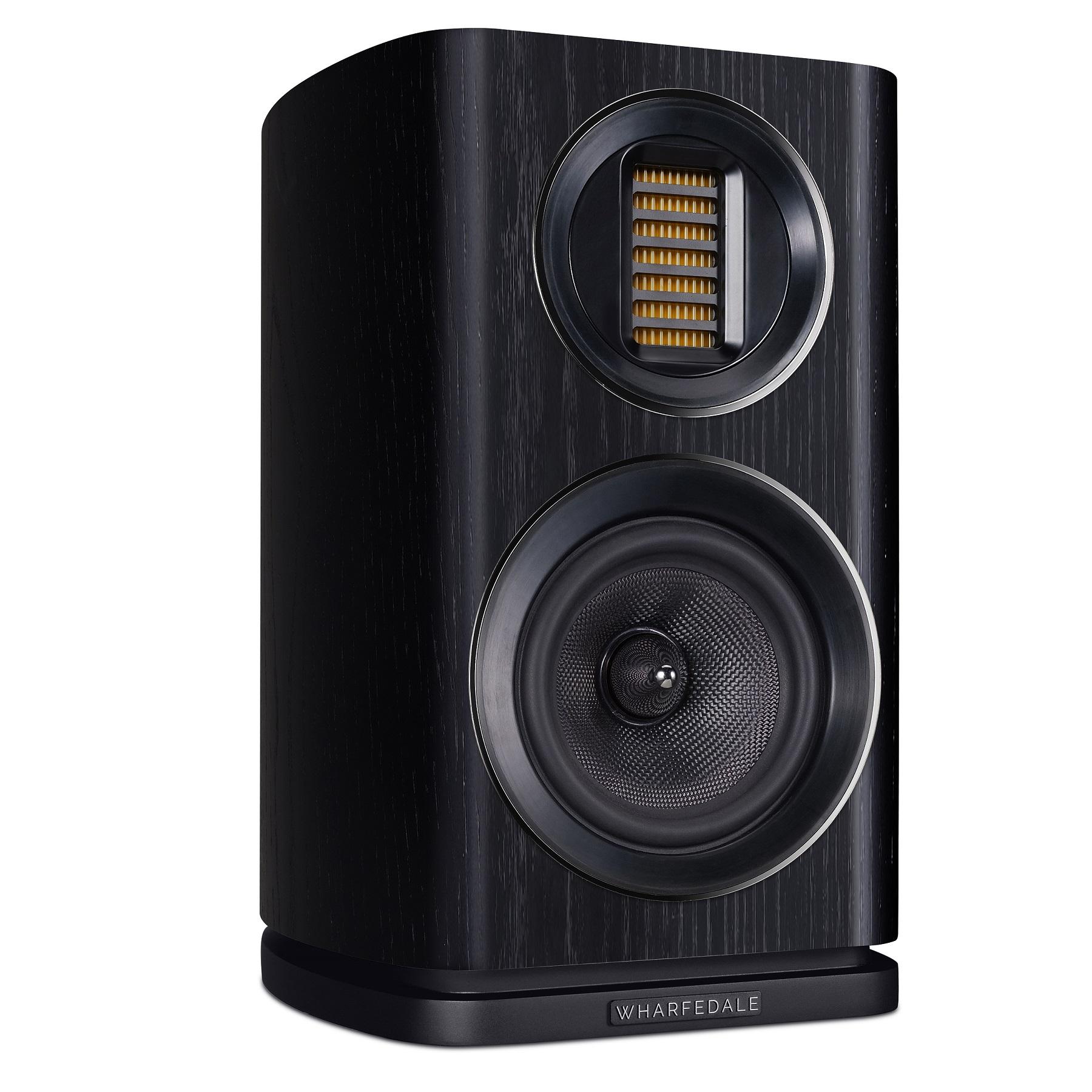 Полочная акустика Wharfedale EVO 4.1 black oak