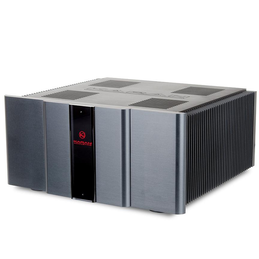 Усилитель мощности Karan Acoustics KA S 400 Black
