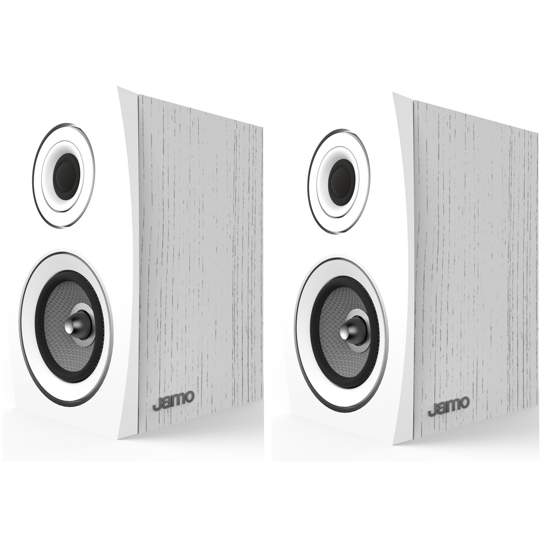 Полочная акустика Jamo C 91 II White Oak
