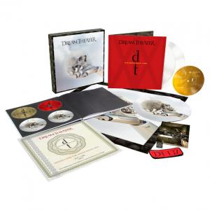 """Виниловая пластинка Dream Theater, Distance Over Time (Limited Deluxe Collectorэs Box Set/2lp+7""""+2cd+Dvd+Blu-Ray)"""