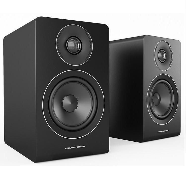Полочная акустика Acoustic Energy AE 100 (2017) Satin Black