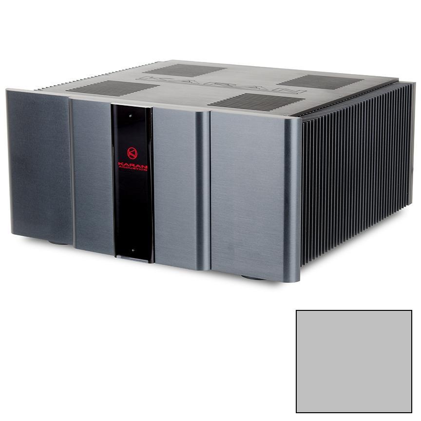 Усилитель мощности Karan Acoustics KA S 400 Silver