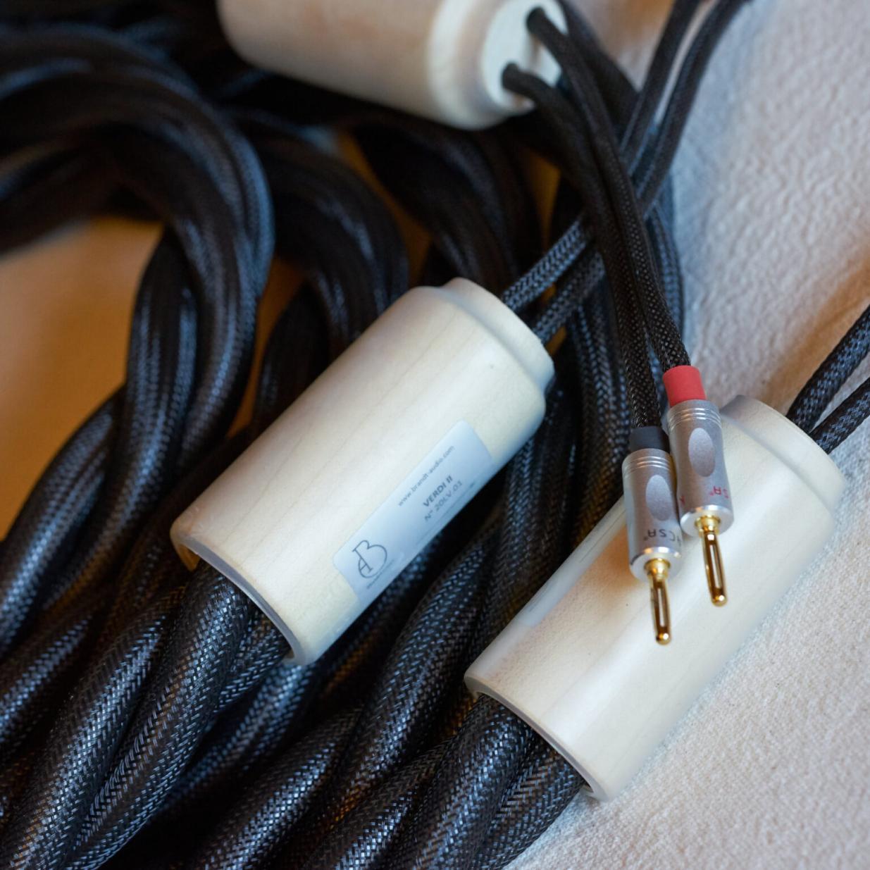Акустический кабель Brandt Audio Verdi II 3.5m