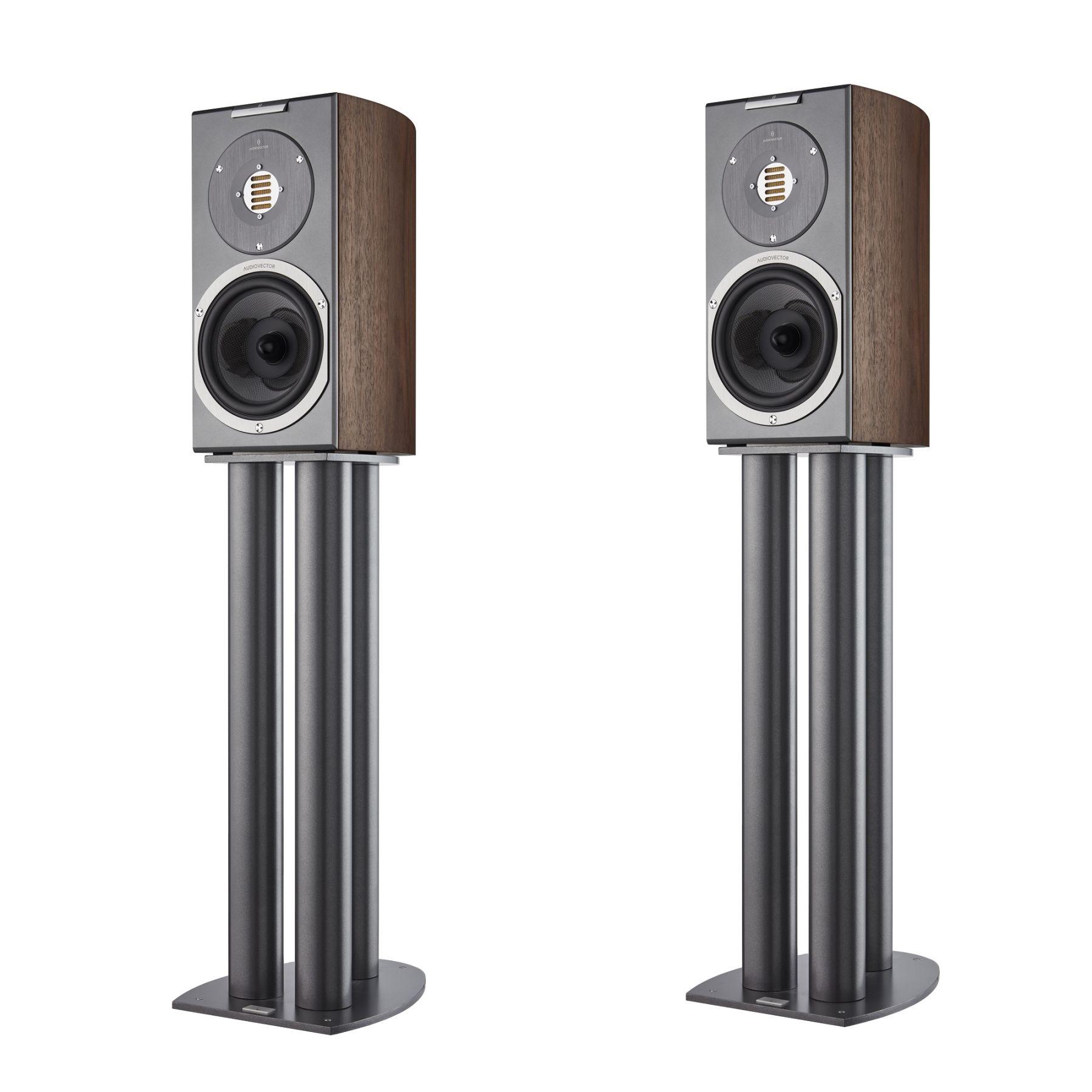 Полочная акустика Audiovector R1 Arrete Italian Walnut