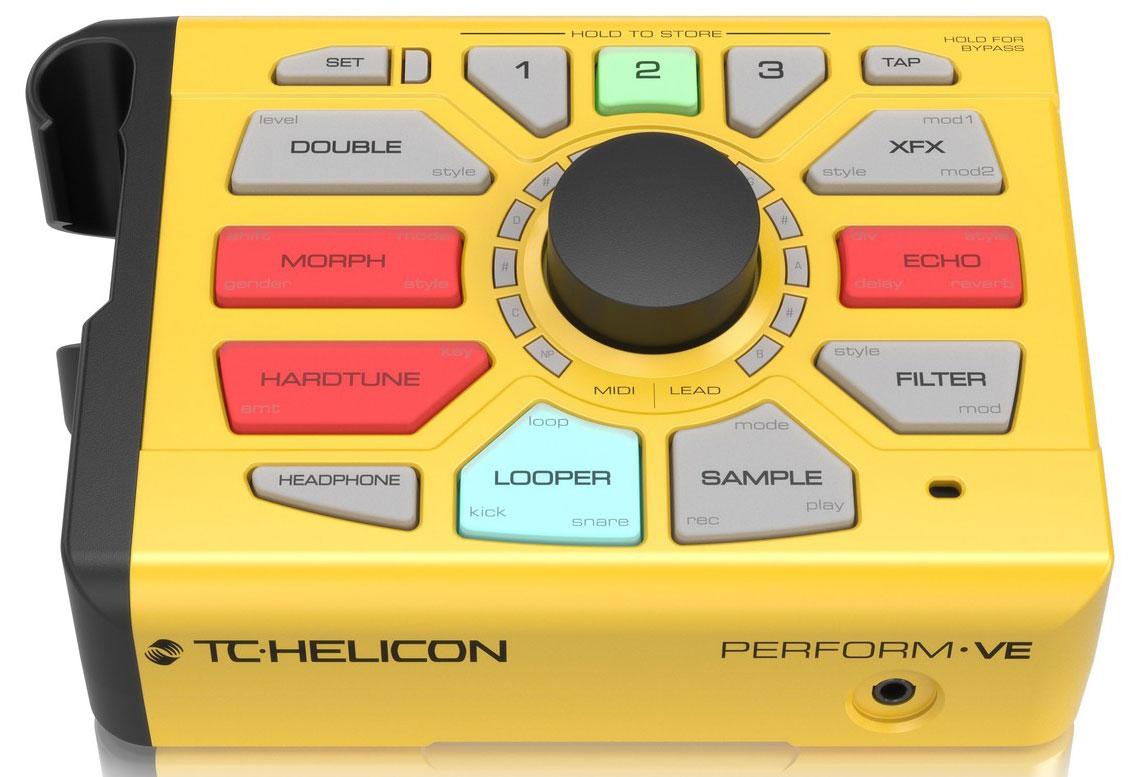 Вокальный синтезатор TC HELICON PERFORM-VE