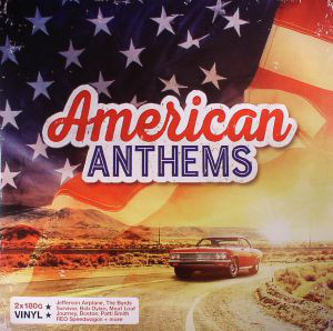 Виниловая пластинка Sony VARIOUS ARTISTS, AMERICAN ANTHEMS (180 Gram/Gatefold)