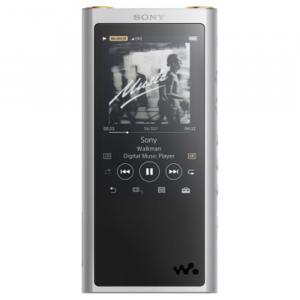 Плеер Sony NW-ZX300 Серебряный