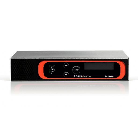 Видеопроцессор Biamp TesiraLUX OH-1