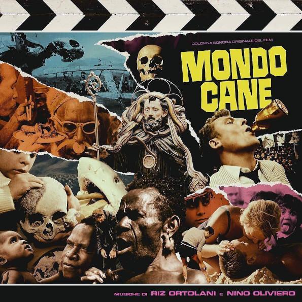 Виниловая пластинка Riz Ortolani, Nino Oliviero - Mondo Cane (Limited Edition)