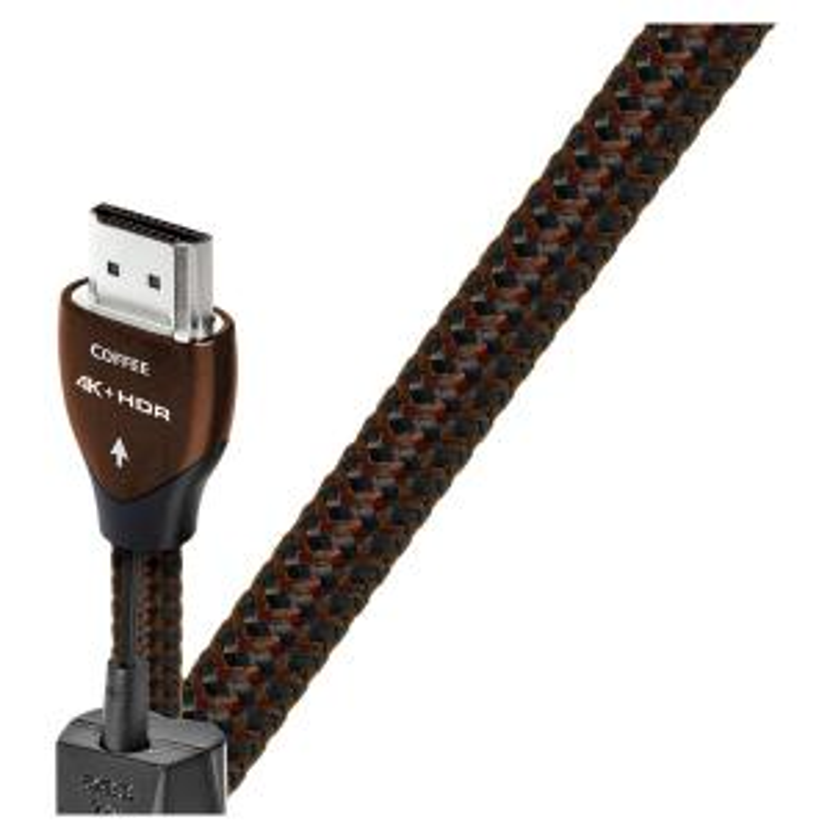 HDMI кабель AudioQuest HDMI Chocolate Braid, 4.0 м