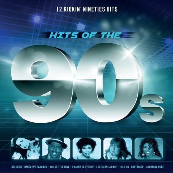 Виниловая пластинка Hits Of The 90's