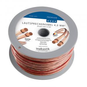 Акустический кабель In-Akustik Premium LS 2x4.0 mm2, 10.0m (00402410)