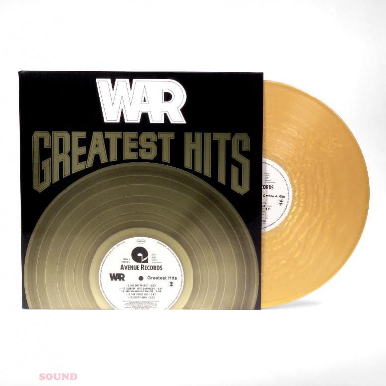 Виниловая пластинка War - Greatest Hits (Limited Gold Vinyl)