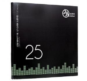 Внешние конверты Audio Anatomy 25 X LOW DENSITY PE 12INCH OUTER SLEEVES - 130 MICRON