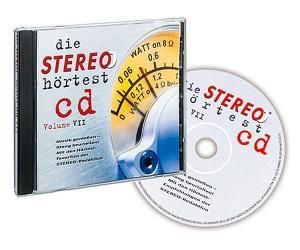 CD диск In-Akustik CD Die Stereo Hortest CD Vol. VII #0167926