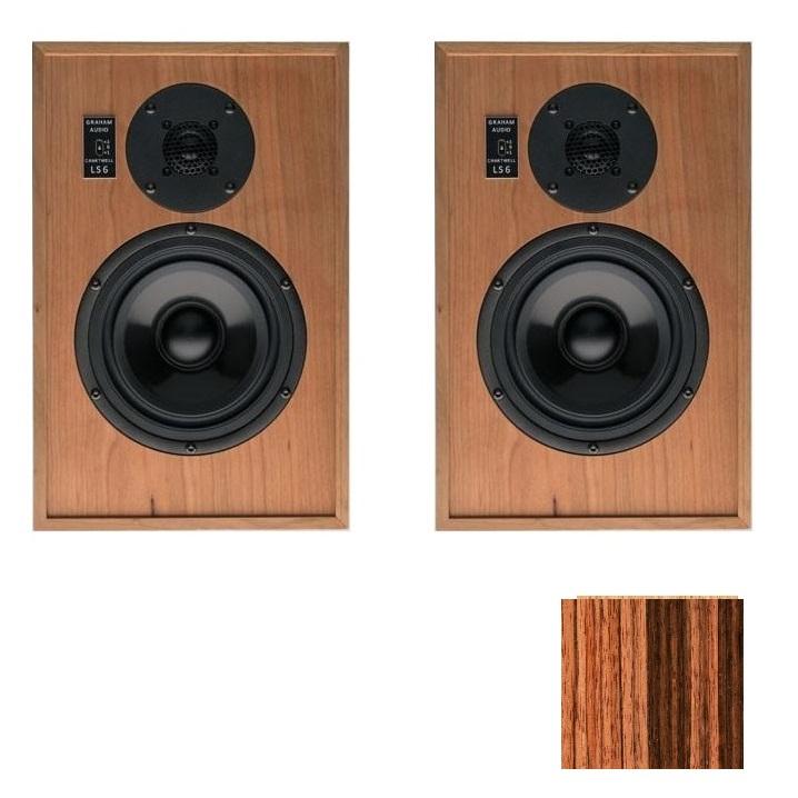 Полочная акустика Graham Audio Chartwell LS6 Ebony