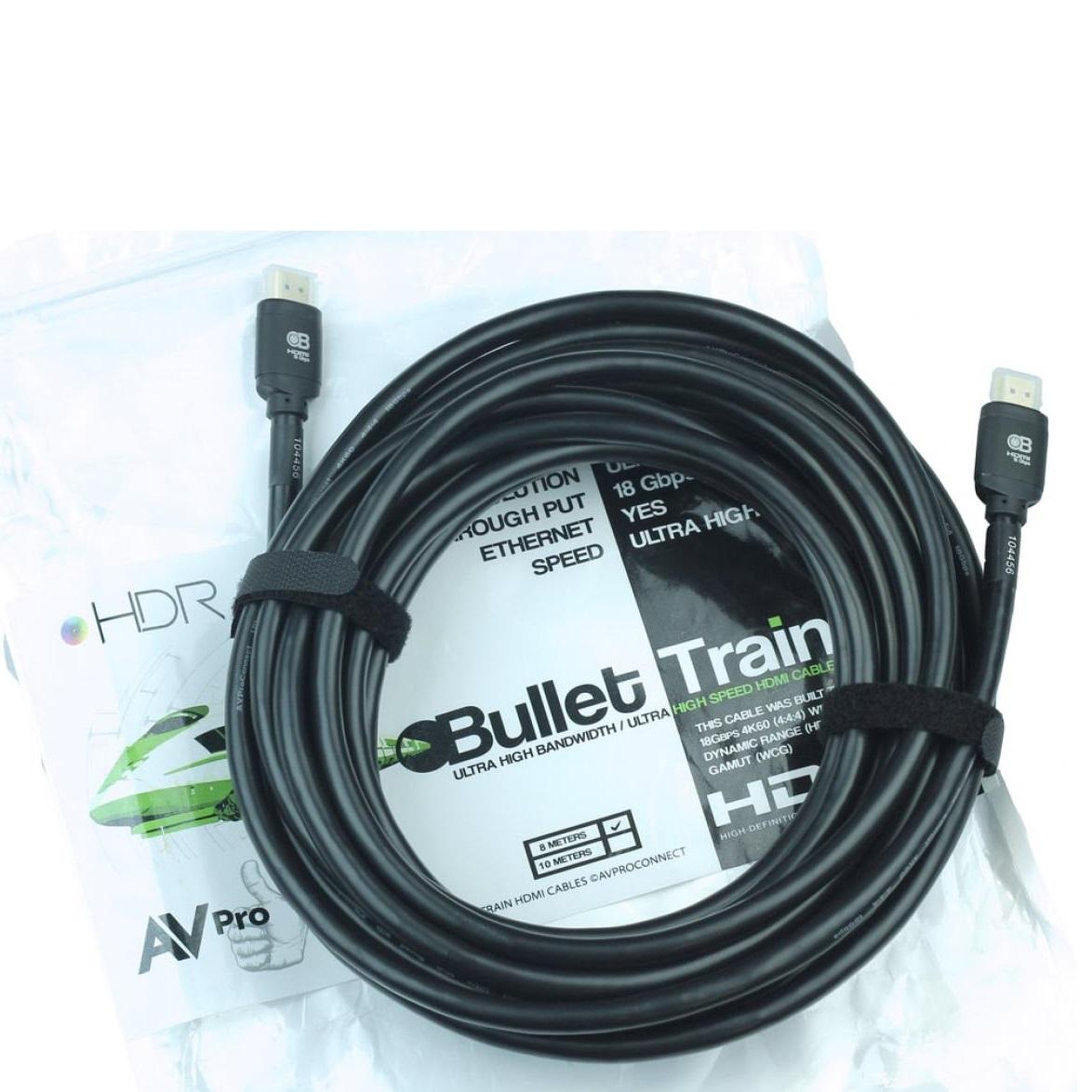HDMI Ultra High Speed кабель AV Pro Edge AC-BT04-AUHD