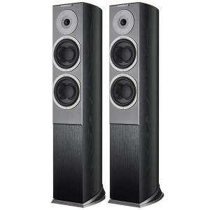 Напольная акустика Audiovector R 3 Signature Black Stained Ash