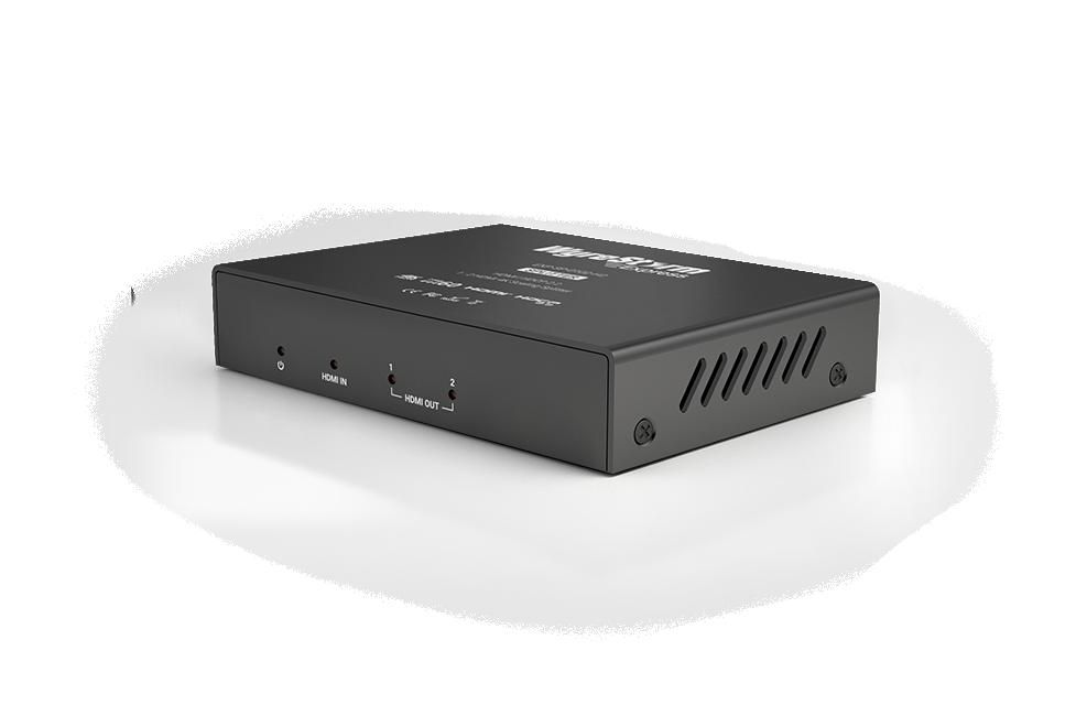 Разветвитель 1 в 2 HDMI Wyrestorm EXP-SP-0102-H2