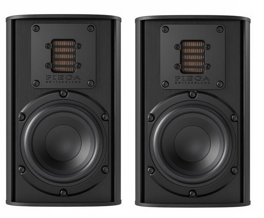 Полочная акустика Piega Ace 30 black aluminum