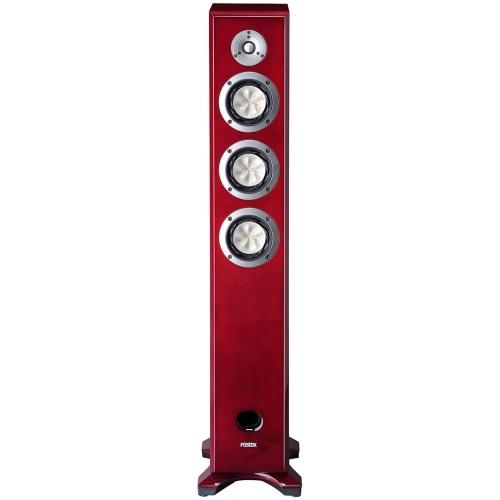 Напольная акустика Fostex GX103MA glossy wine red