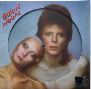 Виниловая пластинка PLG David Bowie Pin Ups (RSD2019/Limited Picture Vinyl)