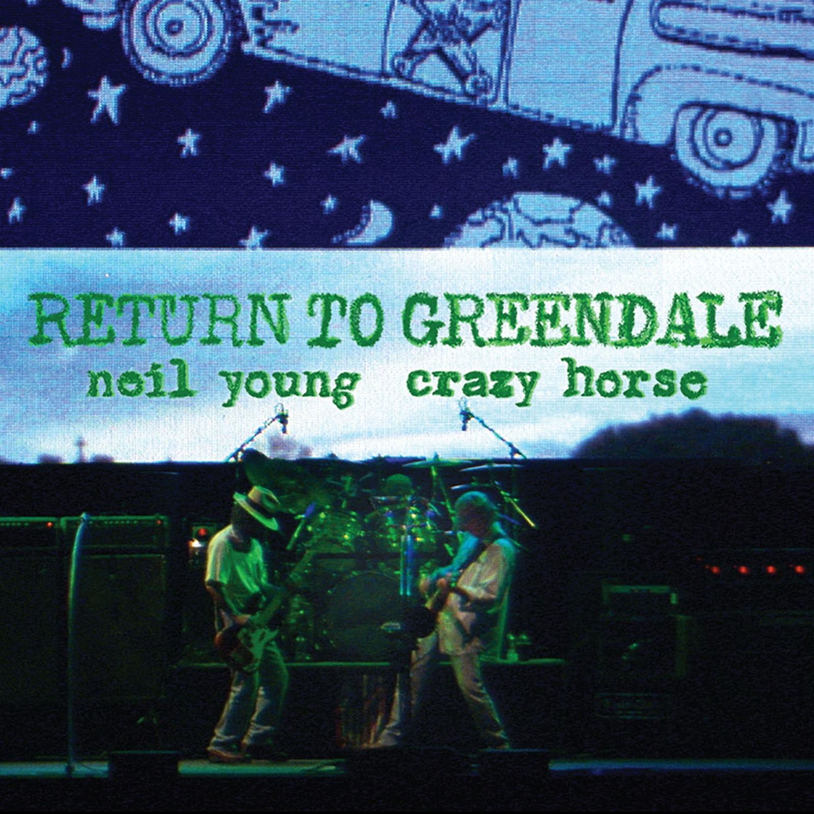 Виниловая пластинка Neil Young & Crazy Horse Return To Greendale