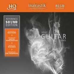 CD диск In-Akustik CD Great Guitar Tunes #0167504