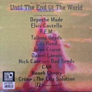 Виниловая пластинка WM VARIOUS ARTISTS, UNTIL THE END OF THE WORLD - MUSIC FROM THE MOTION PICTURE SOUNDTRACK (Limited 180 Gram Black Vinyl/Gatefold)