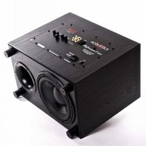 Сабвуфер MJ Acoustics Reference 1 MK3 black ash