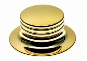 Прижимной диск Transrotor Platter weight Gold