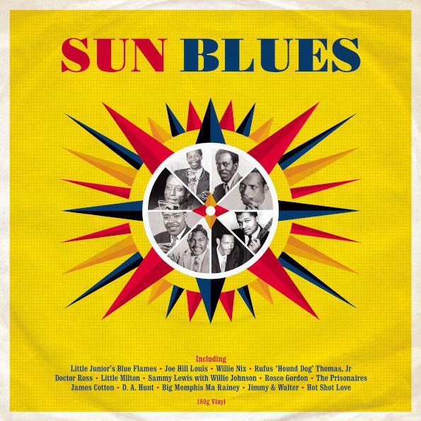 Виниловая пластинка VARIOUS ARTISTS - SUN BLUES