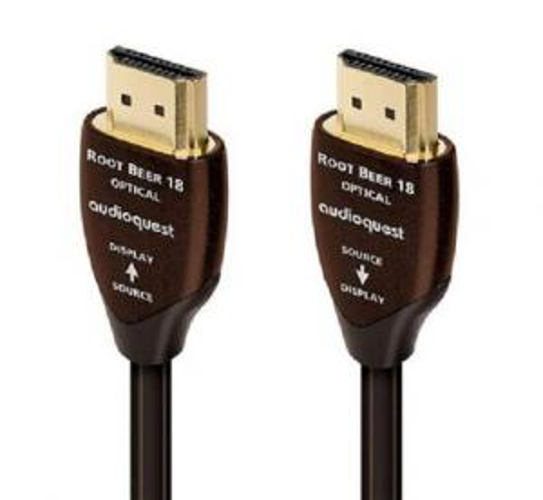 HDMI кабель AudioQuest HDMI Root Beer PVC (25.0 м)
