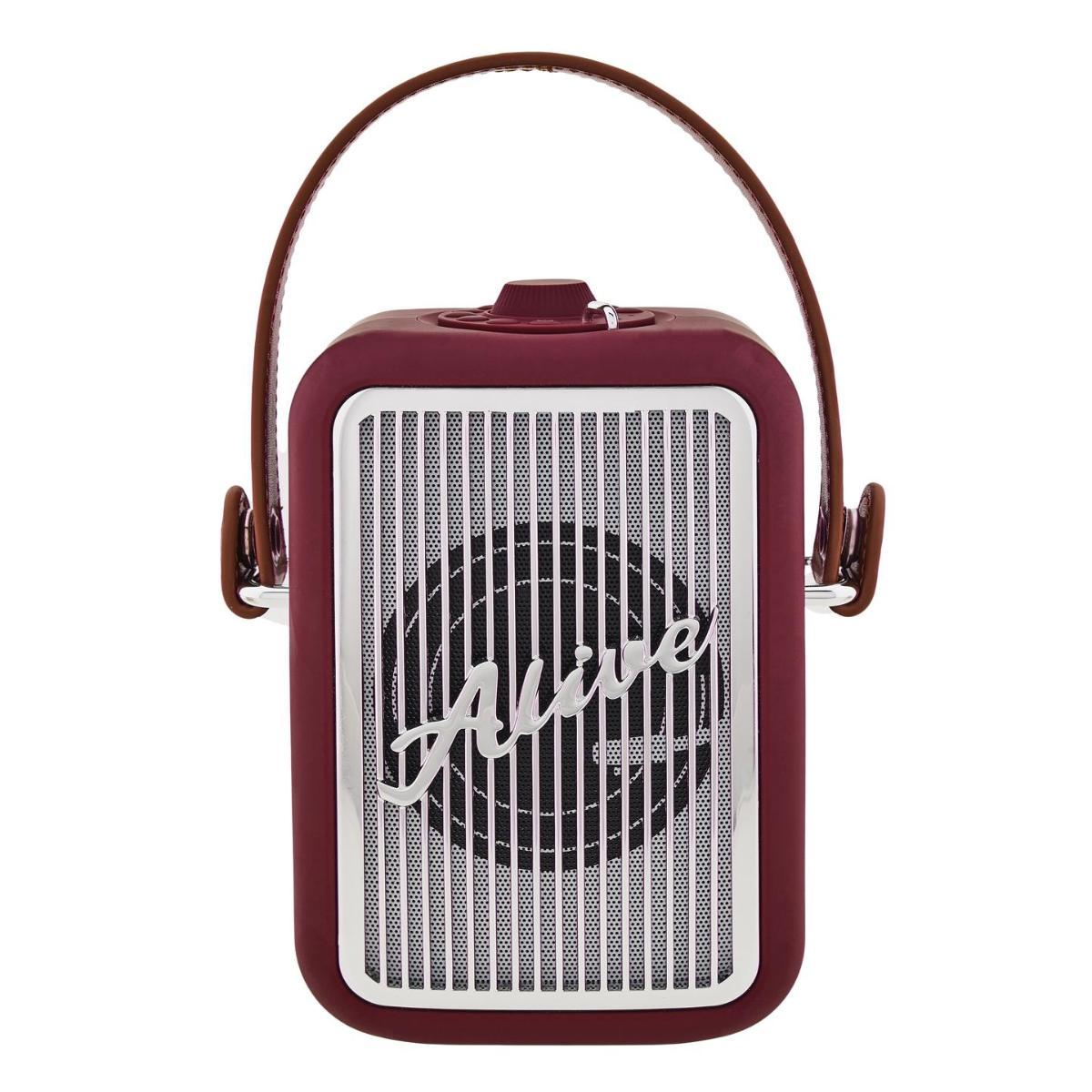 Портативная акустика Alive Audio Journey Bordeaux