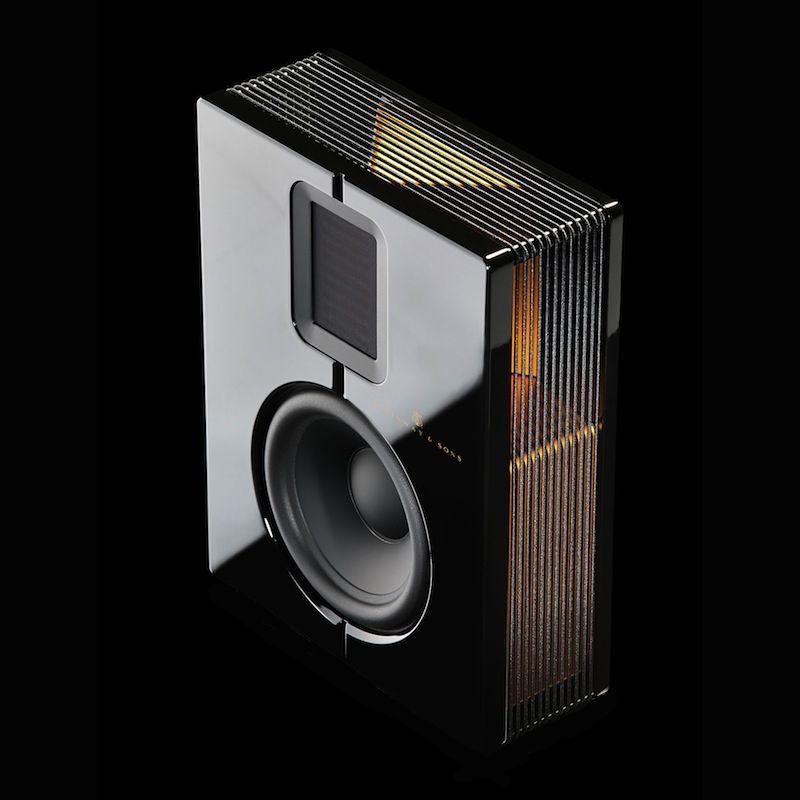 Настенная акустика Steinway Lyngdorf S-15 Speaker (high gloss black)
