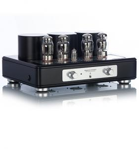 Ламповый усилитель Trafomatic Audio Evolution Elegance (black/silver plates), w/o RC