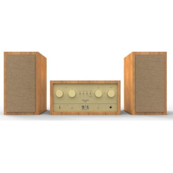 Музыкальный центр iFi Audio Retro Stereo 50 Full System