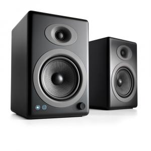 Полочная акустика Audioengine A5+ BT Satin Black