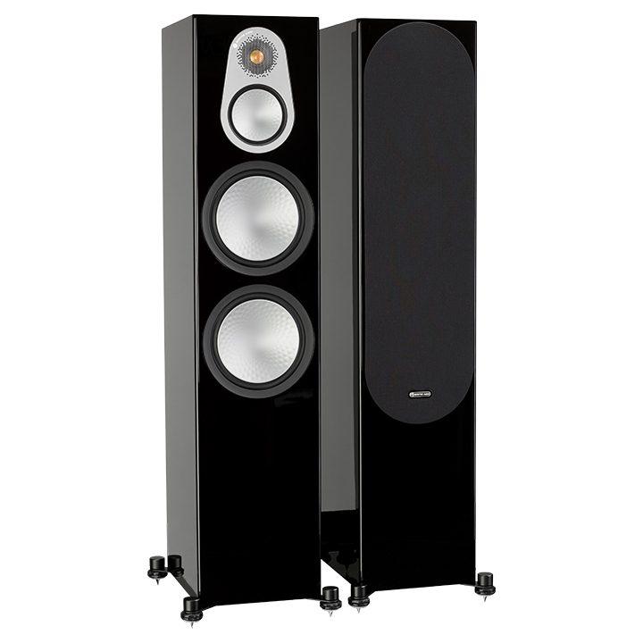 Напольная акустика Monitor Audio Silver 500 (6G) high gloss black