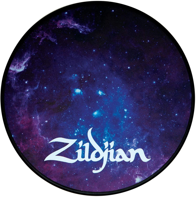 Тренировочный пэд ZILDJIAN ZXPPGAL12 Galaxy Practice Pad 12In