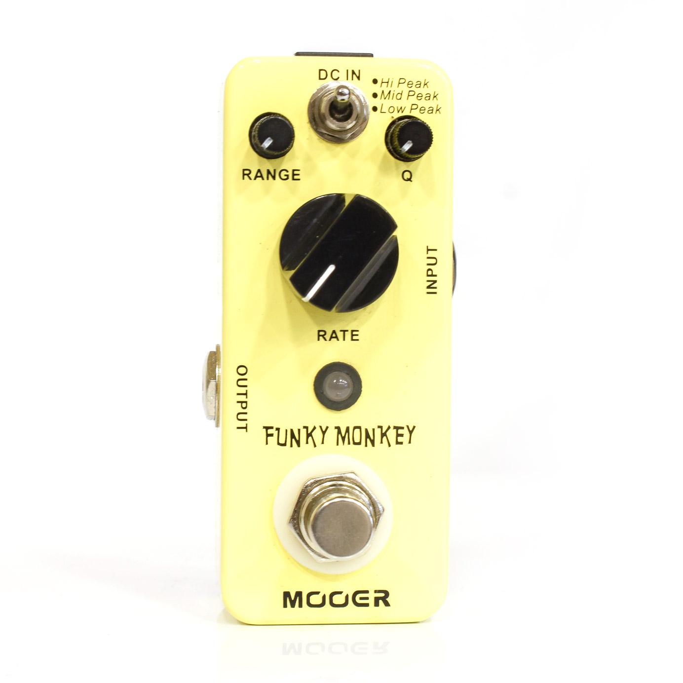 Мини-педаль Auto Wah Mooer Funky Monkey SALE