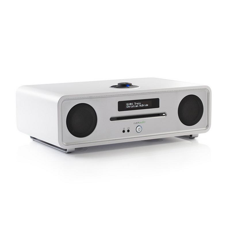 Музыкальный центр Ruark Audio R4MK3 soft white