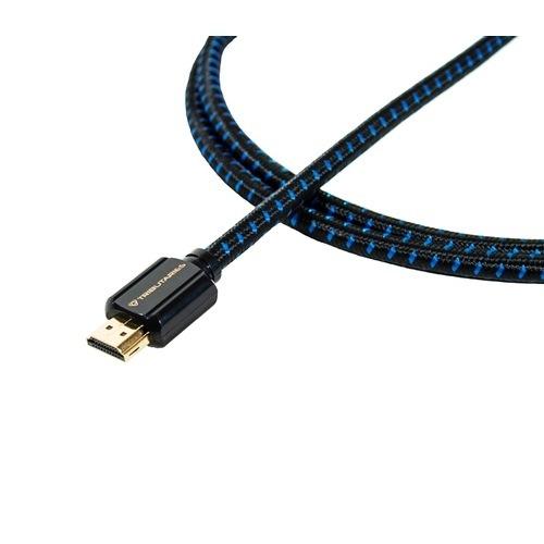 HDMI кабель Tributaries UHD PRO HDMI 4K 18Gbps 1.0m (UHDP-010B)