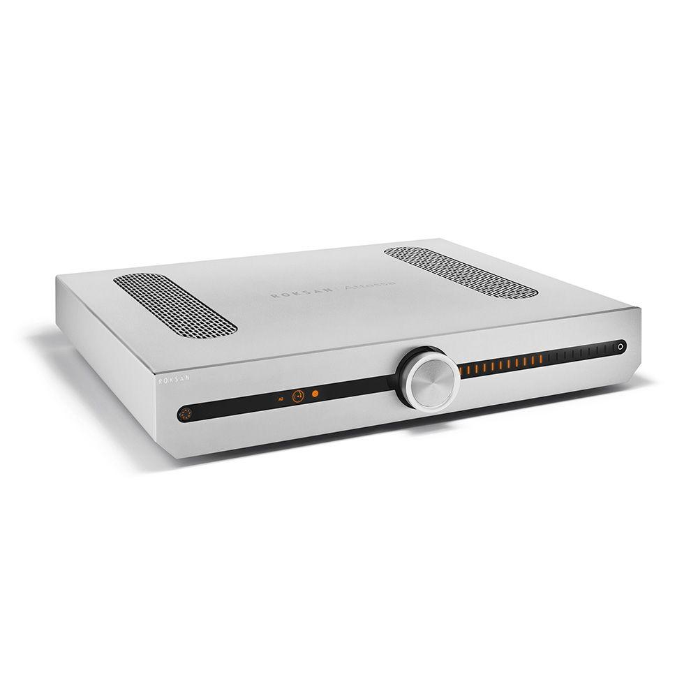 Интегральный усилитель Roksan Attessa Integrated Amplifier Silver